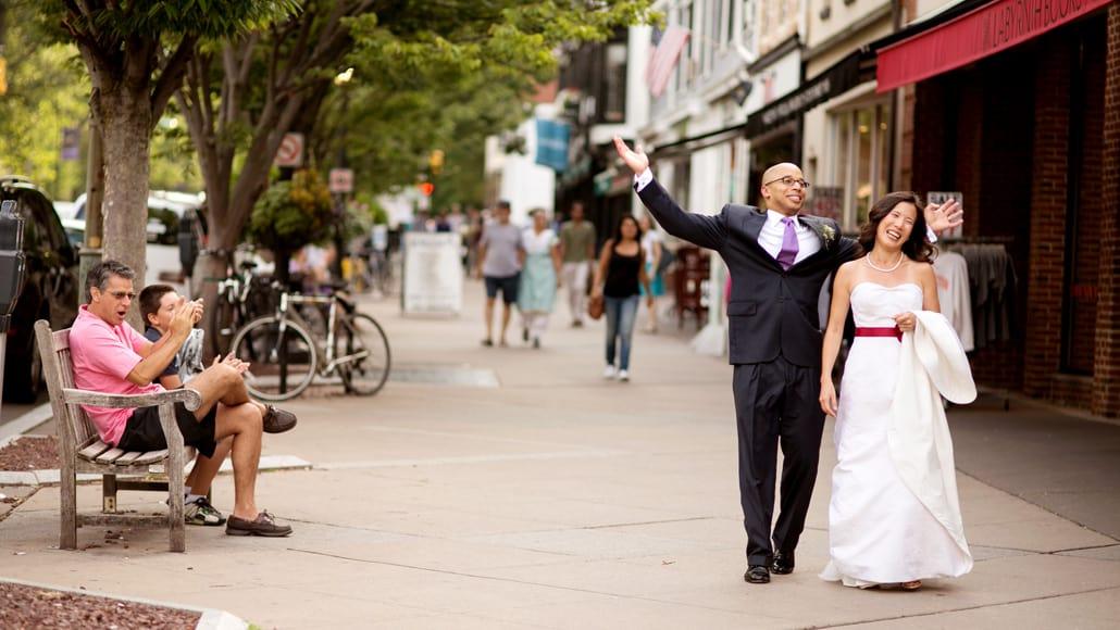 newly weds nassau st princeton