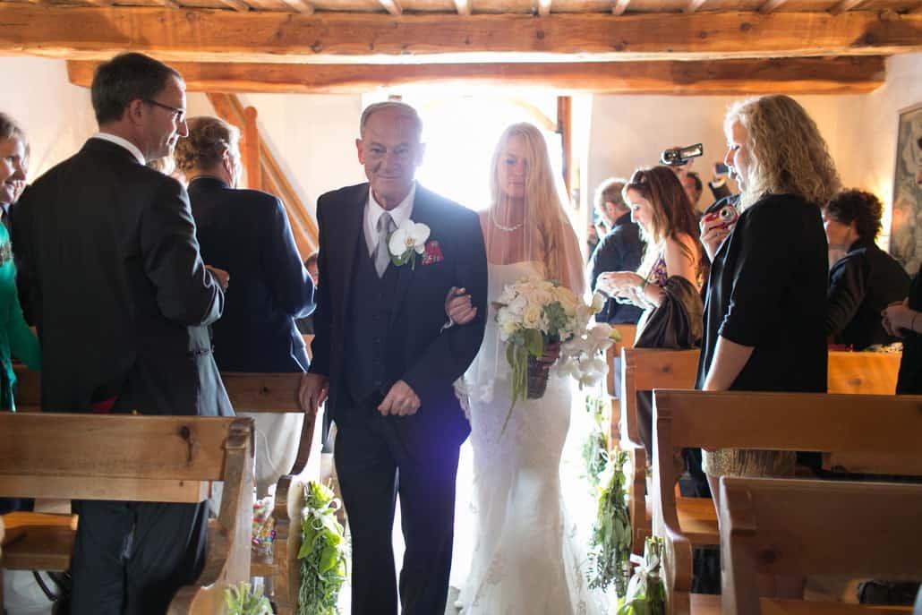 Destination wedding, St. Moritz Switzerland