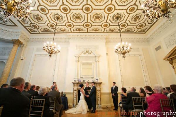 Rittenhouse philadelphia wedding