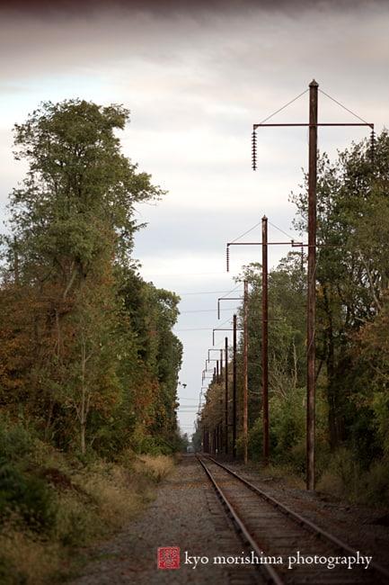 New Jersey Train Tracks
