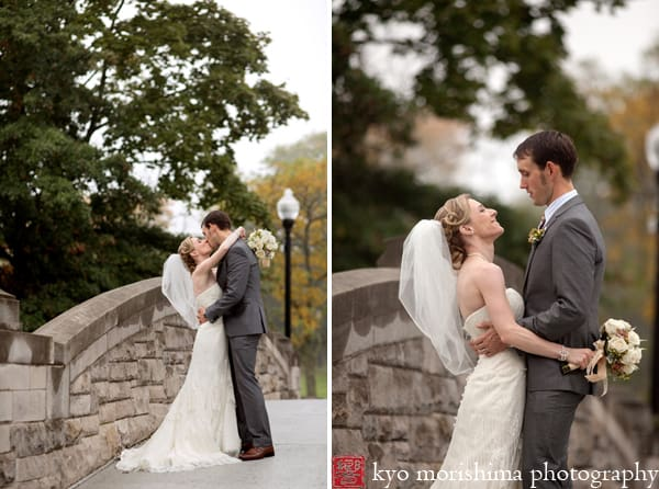 Verona Park Wedding Portraits Bride Wearing Anne Barge Dress Photographed By Nj