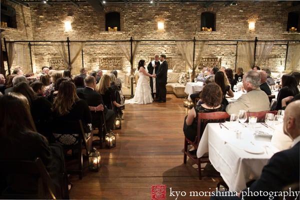 Chakra Restaurant Wedding Ceremony Paramus Photographed By Nj Photographer Kyo Morishima