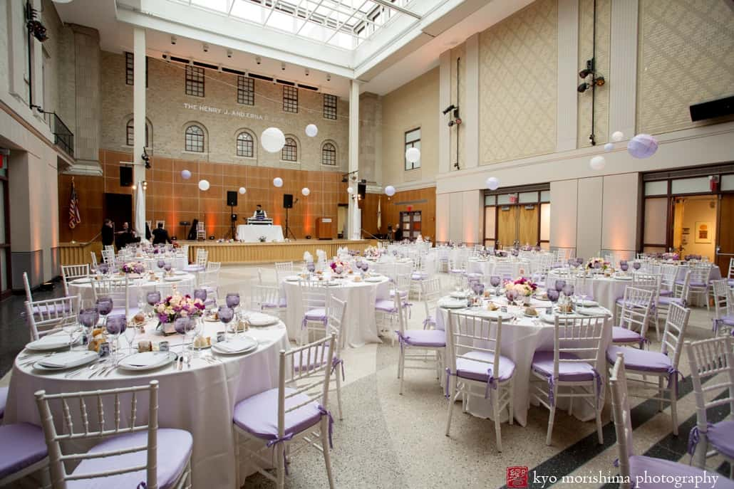 A Non Traditional Wedding Venue In Nj Montclair Art Museum