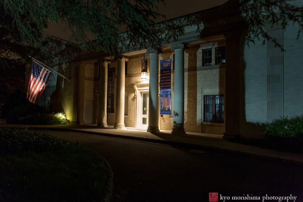 a non traditional wedding venue in nj montclair art museum