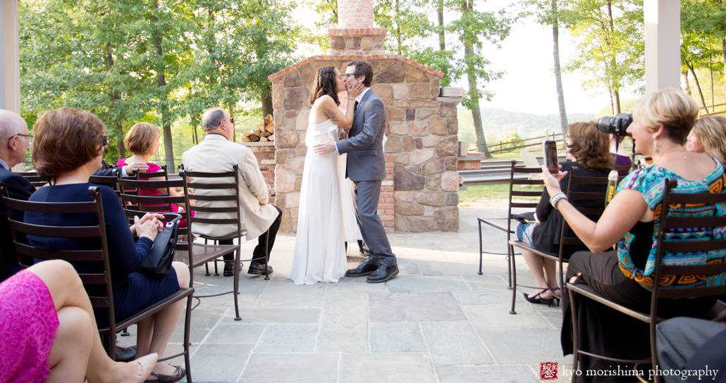 A Mohawk House Wedding In September