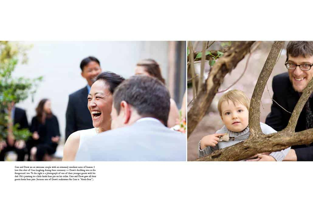 Brooklyn outdoor wedding at Invisible Dog Art Center in Boerum Hill