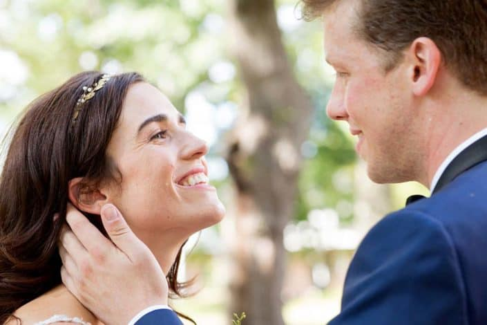 Governors Island wedding portrait NYC